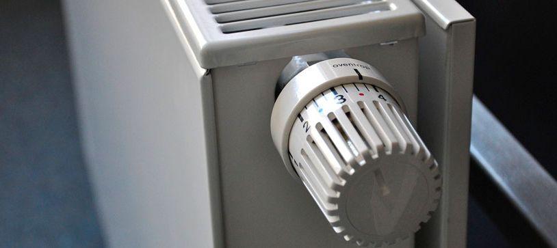 En invierno controla el consumo de energía