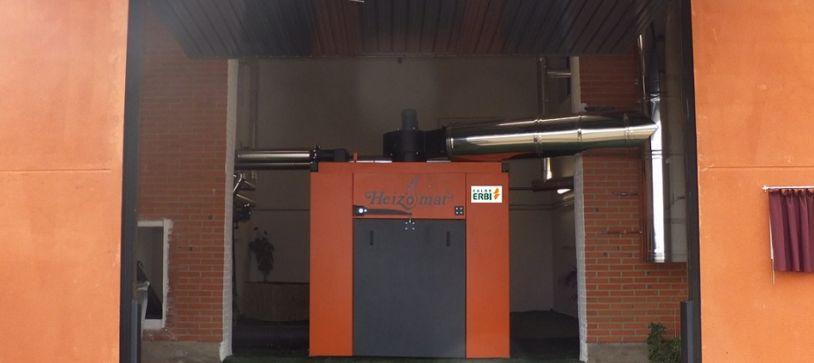 Consejos para la elección de la caldera de biomasa