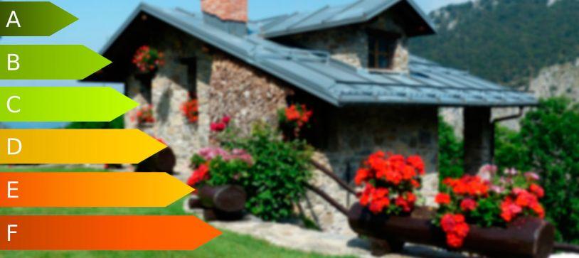 Una casa energéticamente eficiente