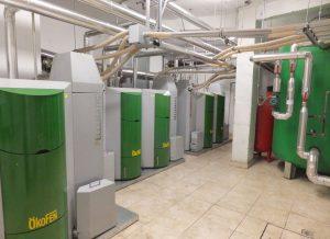 Biomasa en comunidades