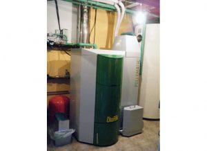 Biomasa en hostelería