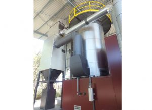 Biomasa en el sector industrial