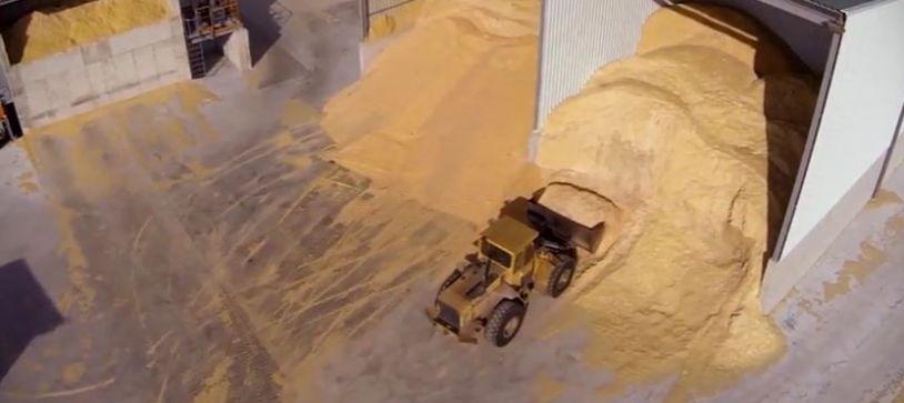 Proceso fabricación pellets