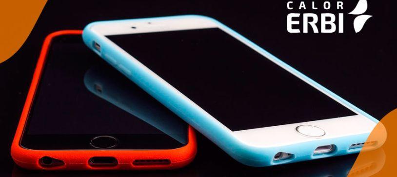 Smartphone y CO2